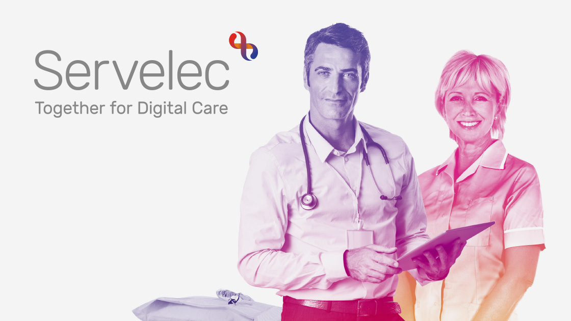 Servelec – Rebrand
